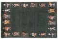 Oriental Collection Gabbeh-Teppich Loribaft 98 cm x 160 cm Loribaft/Rissbaft,Gabbeh