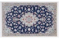 Oriental Collection Nain Teppich Sherkat 90 x 142 cm