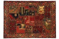 Oriental Collection Patchwork Persia 150 x 205 cm