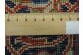 Oriental Collection Teppich, Sarough, Perser-Teppich, handgeknüpft, reine Schurwolle, florale Ornamentik, 138 x 210 cm