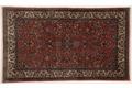 Oriental Collection Teppich, Sarough, Perser-Teppich, handgeknüpft, reine Schurwolle, florale Ornamentik, 157 x 268 cm