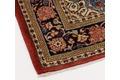 Oriental Collection Teppich, Sarough, Perser-Teppich, handgeknüpft, reine Schurwolle, florale Ornamentik, 135 x 220 cm