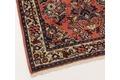 Oriental Collection Teppich, Sarough, Perser-Teppich, handgeknüpft, reine Schurwolle, florale Ornamentik, 83 x 400 cm