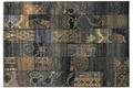 Oriental Collection Orient Teppich Gabiro 5504 blau