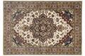 Oriental Collection Teppich Royal Heriz cream / brown