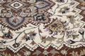 Oriental Collection Teppich, Royal Heriz, Heriz, cream / brown