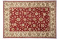 Oriental Collection Ziegler Teppich Royal Ziegler 503 rot / beige
