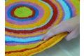 Meusch Badteppich MANDALA Multicolor