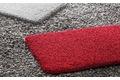Beispielbid für Qualität RHOMTUFT Badteppich LAVA bordeaux/erdbeere