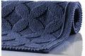 RHOMTUFT Badteppich SEASIDE kobalt