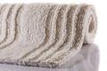 Schöner Wohnen Kollektion Badteppich Bahamas ca. D.191 C.000 Streifen creme