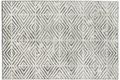 Schöner Wohnen Teppich Brilliance Design 182, Farbe 040 Raute grau