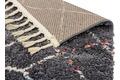 Schöner Wohnen Handwebteppich Urban Design 183, Farbe 040 grau