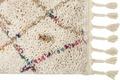 Schöner Wohnen Kollektion Handwebteppich Urban Design 184 Farbe 001 creme
