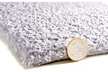 Schöner Wohnen Teppich, Victoria 004, silber, 14 mm Florhöhe
