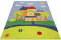 smart kids Kinderteppich Villa Villakulla SM-4297-02 multicolor