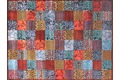 talis teppiche Handknüpfteppich LOMBARD DELUXE 134.1 Vintage/Patchwork