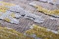 talis teppiche Handknüpfteppich TOPAS MODERN CLASSIC Des.203 Viskose-Teppich,Vintage/Patchwork
