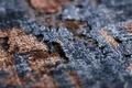 talis teppiche Handknüpfteppich TOPAS MODERN CLASSIC Des.218 Viskose-Teppich,Vintage/Patchwork