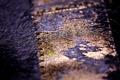 talis teppiche Lederteppich LEATHER, Design 2005 braun-kupfer