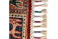 THEKO Orientteppich Kandashah 2539,1 blue multi 86 x 268 cm