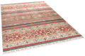 THEKO Orientteppich Kandashah 2737 red multi 170 x 233 cm