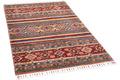 THEKO Orientteppich Kandashah 2798 red multi 103 x 160 cm