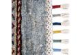 THEKO Orientteppich Kandashah 2884 blue multi 123 x 186 cm