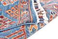 THEKO Orientteppich Kandashah 3001,1 blue multi 92 x 159 cm