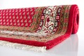 Oriental Collection Mir Teppich Chandi, Premium Collection, rot / creme
