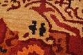 THEKO Teppich Fauna ZO-931-15 453 terra multi Designerteppich