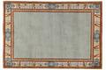 THEKO Nepalteppich Gurkha Seta MK85 terra multi 159 x 233 cm