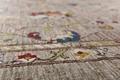 THEKO Orientteppich Kandashah 0021 anthracite multi 248 x 298 cm