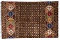 THEKO Orientteppich Kandashah 0061 brown multi 165 x 248 cm