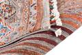 THEKO Orientteppich Kandashah 0306 brown multi 84 x 130 cm
