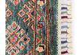 THEKO Orientteppich Kandashah 2652 green multi 105 x 151 cm