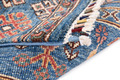 THEKO Orientteppich Kandashah 2653 blue multi 106 x 153 cm
