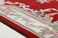 THEKO Teppich Ming, Aubusson 501, rot Chinateppich