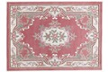 THEKO Teppich Ming, Aubusson 501, rose Chinateppich