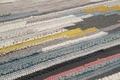 THEKO Handwebteppich Nomadic-Design multicolor hell Kelim