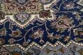 Oriental Collection Teppich Royal Heriz, Heriz, blau