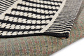 Tom Tailor Teppich Funky Outdoor Geometric black
