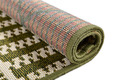 Tom Tailor Teppich Funky Outdoor Geometric green