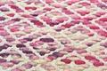 Tom Tailor Handwebteppich Smooth Comfort diamond pink Designerteppich
