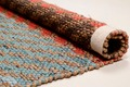 Tom Tailor Handwebteppich Smooth Comfort Pastel Stripe multi Kelim