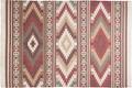 Tom Tailor Vintage-Handwebteppich Kelim Colors I rot Designerteppich