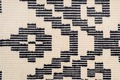 Tom Tailor Vintage-Handwebteppich Large Pattern black Kelim