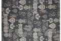 Kelii Patchwork-Teppich Patagonia black Designerteppich