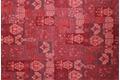 Kelii Patchwork-Teppich Patagonia rot Designerteppich