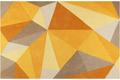 Wecon home Kurzflor-Teppich Next Time WH-4336-05 gelb